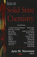 Focus on Solid State Chemistry