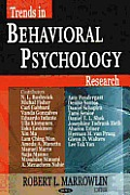 Trends in Behavioral Psychology Research