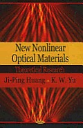 New Nonlinear Optical Materials