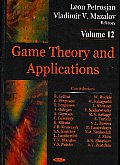 Game Theory and Applicationsvolume 12