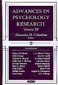 Advances in Psychology Researchvolume 50