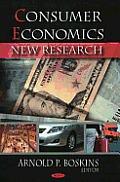 Consumer Economics: New Research