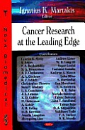 Cancer Research at the Leading Edge
