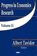 Progress in Economics Researchv. 11