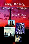 Energy Efficiency, Recovery and Storage
