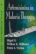 Artemisinins in Malaria Therapy
