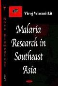 Malaria Research in Southeast Asia