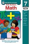 Skill Builders Math Grade 7