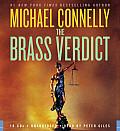 Brass Verdict The A Novel Abridged 5 Cds