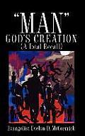 Man God's Creation (a Total Recall)