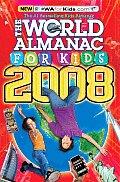 World Almanac For Kids 2008