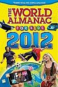 World Almanac for Kids 2012