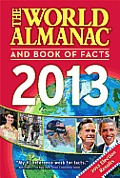The World Almanac and Book of Facts 2013 (World Almanac & Book of Facts) Cover