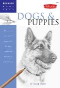 Drawing Made Easy: Dogs & Puppies Cover