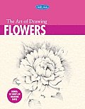 Art of Drawing Flowers With 20 Sheets of Drawing Paper