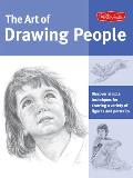 Art of Drawing People Discover Simple Techniques for Drawing a Variety of Figures & Portraits
