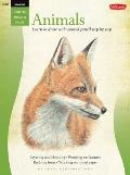 Animals in Colored Pencil: Learn to Draw Step by Step