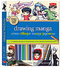 Drawing Manga A Complete Drawing Kit for Beginners