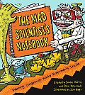 Mad Scientists Notebook Warning Dangerously Wacky Experiments Inside