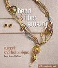 Bead & Fiber Jewelry Elegant Knotted Designs