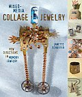 Mixed Media Collage Jewelry New Directions in Memory Jewelry