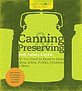 Homemade Living: Canning &amp; Preserving with Ashley English: All You Need to Know to Make Jams, Jellies, Pickles, Chutneys &amp; More (Homemade Living) Cover