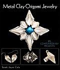 Metal Clay Origami Jewelry