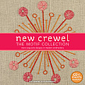 New Crewel: The Motif Collection: More Exquisite Designs in Modern Embroidery Cover