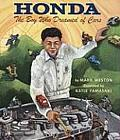 Honda: The Boy Who Dreamed of Cars Cover