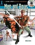 Comic Artists Photo Reference Men & Boys