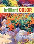 Brilliant Color Painting Vibrant Outdoor Scenes