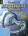 Dragonart Mythical Monsters How to Draw & Paint More Fantastic Creatures With 32 Page Project Book & Drawing Pad & 1 Pencil & 2 Paint Brushe s