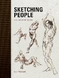 Sketching People : Life Drawing Basics (09 Edition)