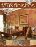 Simply Creative Faux Finishes with Gary Lord: 30 Cutting-Edge Techniques for Walls, Floors & Ceilings [With DVD]