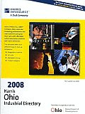 2008 Harris Ohio Industrial Directory