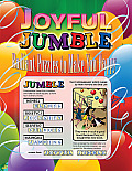 Joyful Jumble: Radiant Puzzles to Make You Happy