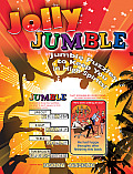 Jolly Jumble: Jumble Puzzles to Keep You in High Spirits!