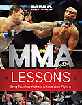 MMA Lessons: Every Technique You Need to Know about Fighting