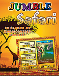 Jumble Safari: In Search of Undiscovered Puzzles! (Jumble)