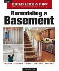 Remodeling a Basement: Revised Edition