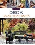 Deck Ideas That Work