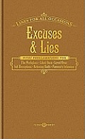 Excuses & Lies For All Occasions Green Knock Knock