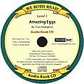 Amazing Eggs (We Both Read Audio Level 1)