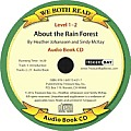 About the Rainforest (We Both Read Audio Level 1-2)