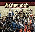 Pathfinder Roleplaying Game: GM's Screen Cover