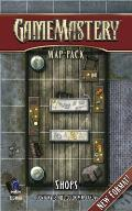 Gamemastery Map Pack: Shops Cover
