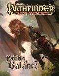 Faiths of Balance (Pathfinder Player Companion) Cover
