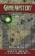 Dungeon Sites (GameMastery Map Pack) Cover