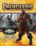 Pathfinder Adventure Path: Skull & Shackles Part 1 - The Wormwood Mutiny Cover
