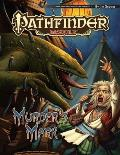 Pathfinder Module: Murder's Mark Cover